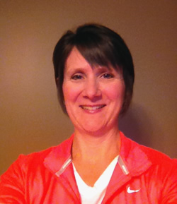 Mindy Dershem, Personal Trainer