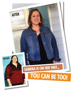 Sandra Vaughan, success stories