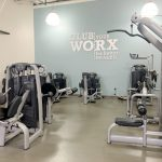 Techno Gym Weight Training Stations
