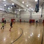 Summer Camp on Basketball Court