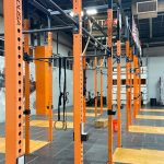 Pathway Fit workout area