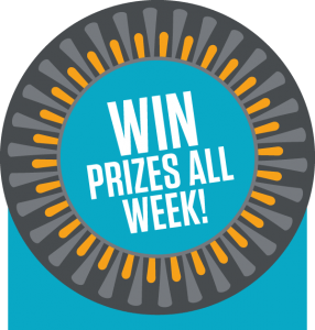 Win Prizes All Week